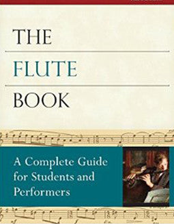 Toff, N. - The Flute Book