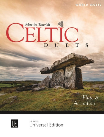 Celtic Duets, Flute and Accordion