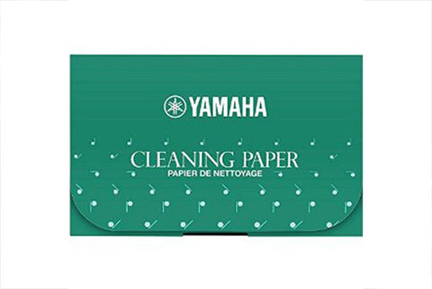 Yamaha Cleaning Paper - FLUTISTRY BOSTON