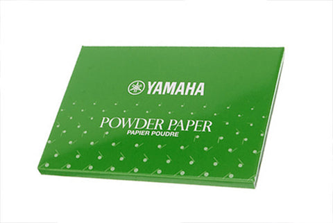 Yamaha Powder Paper - FLUTISTRY BOSTON