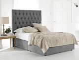 Divan Bed - York Chesterfield Divan Bed Set