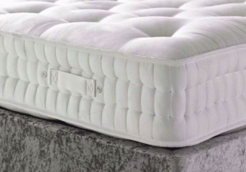 Organic Memory Pocket Mattress