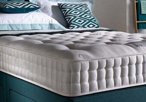 Mattress - Saturn Pocket Sprung Mattress