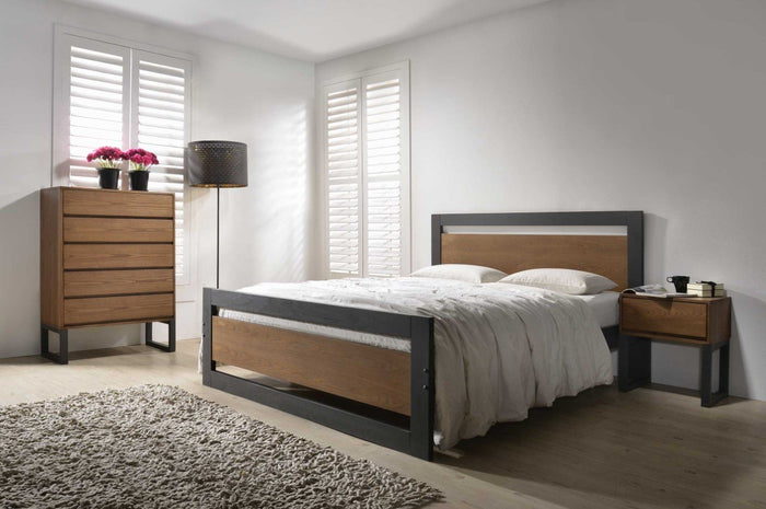 Wooden Beds - Mayfair Wooden Bed Frame