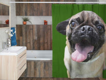 Load image into Gallery viewer, Custom Shower Curtain