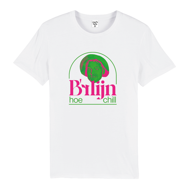B'rlijn T-shirt Wit