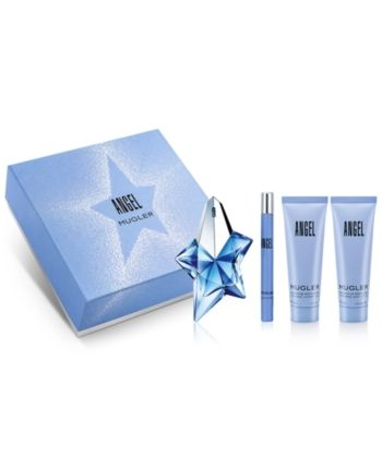 Angel 100ml edt 4pc Gift Set