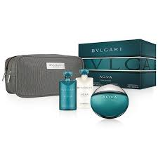 Bvlgari Aqva 100ml 4pc M