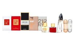 Carolina Herrera 5pc Minis