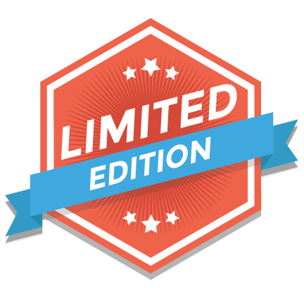 limited product badge