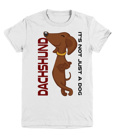 Dachshund It's Not Just A Dog for Youth - Doxie Got Moxie