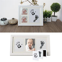 Load image into Gallery viewer, Baby Footprint Mold Pad