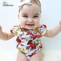 Load image into Gallery viewer, Baby Girls Jumpsuit Set