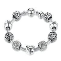 Load image into Gallery viewer, Bracelet Jewellery - Antique Charm Bracelet