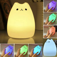 Load image into Gallery viewer, Cat LED Night Lamp