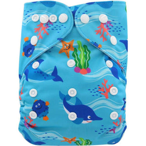 Cloth Washable Diapers