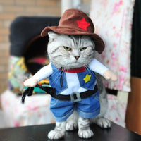 Load image into Gallery viewer, Dog & Cat Halloween Costumes