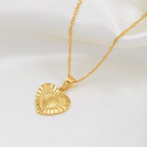 Heart And Soul Necklace