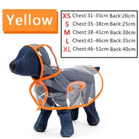 Load image into Gallery viewer, HOOPET Small Dog Raincoat