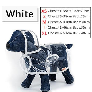 HOOPET Small Dog Raincoat
