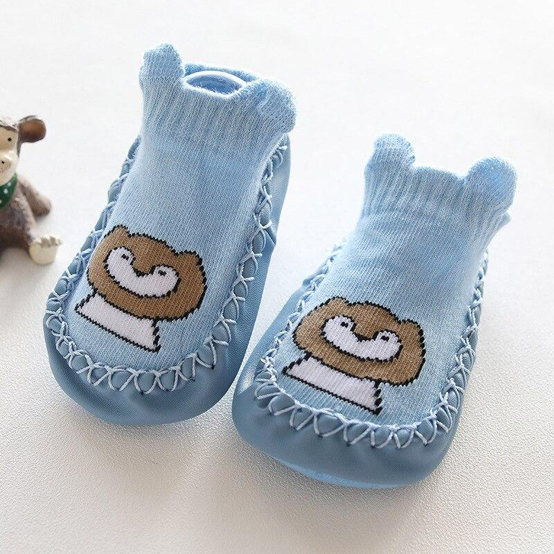 Newborn Baby Cartoon Socks