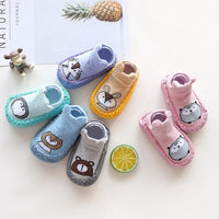 Load image into Gallery viewer, Newborn Baby Cartoon Socks