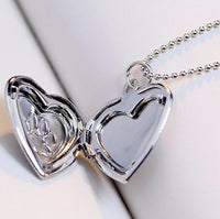 Load image into Gallery viewer, Paw Heart Locket
