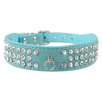 Load image into Gallery viewer, Puppy Cat Collars Adjustable Leather Bowknot