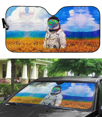 Custom Car Auto Sunshade Astronaut HD-AT0491916-SS Auto Sunshade