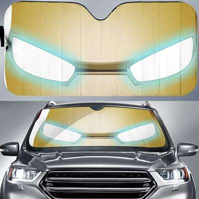 Custom Car Auto Sunshade Ironman HD-GH1581948-SS Auto Sunshade