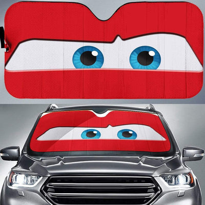 Custom Car Auto Sunshade Lightning McQueen HD-GH1381908-SS Auto Sunshade