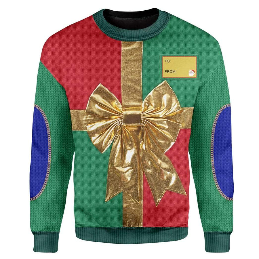 Custom Ugly Christmas Sweater Jumper