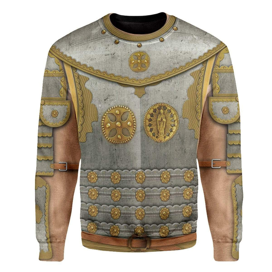 Gearhuman 3D Cosplay Polish Hussar Custom T-Shirts Hoodies Apparel
