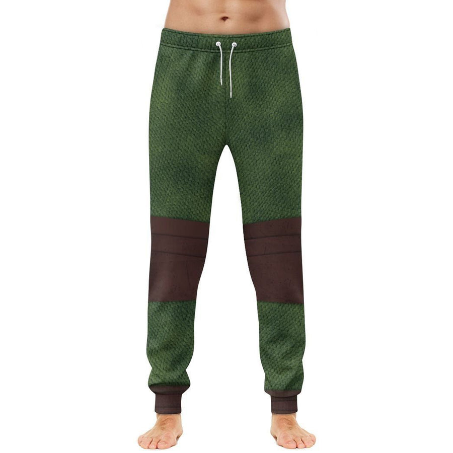 Gearhuman 3D Leonardo TMNT Cosplay Custom Sweatpants