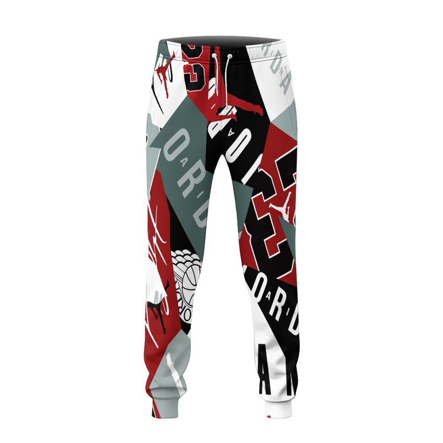 Gearhuman 3D Michael Jordan 23 Custom Sweatpants