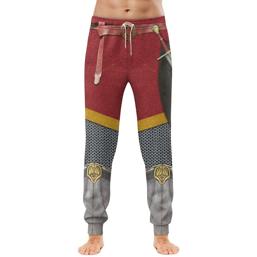 Gearhuman 3D Peter Pevensie Custom Sweatpants Apparel GV07094 Sweatpants Sweatpants S
