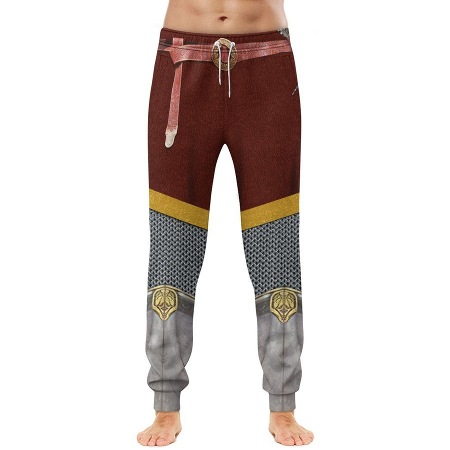 Gearhuman 3D Peter Pevensie The Chronicles of Narnia Custom Sweatpants Apparel