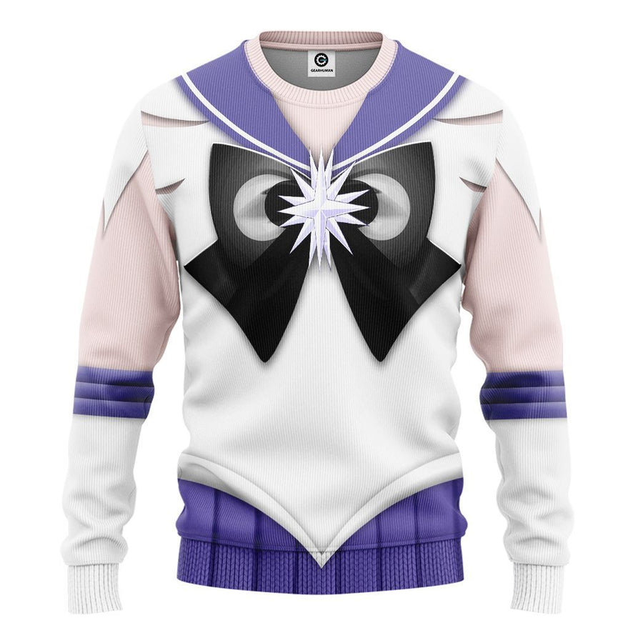 Gearhuman 3D Sailor Saturn Custom Tshirt Hoodie Apparel