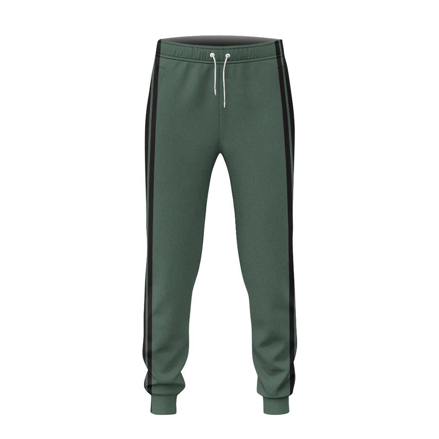 Gearhuman 3D Umberto II of Italy Custom Sweatpants Apparel GV040919 Sweatpants Sweatpants S