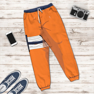 Gearhuman 3D Uzumaki Naruto Pants Custom Sweatpants Apparel GC01101 Sweatpants