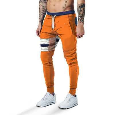 Gearhuman 3D Uzumaki Naruto Pants Custom Sweatpants Apparel GC01101 Sweatpants Sweatpants S