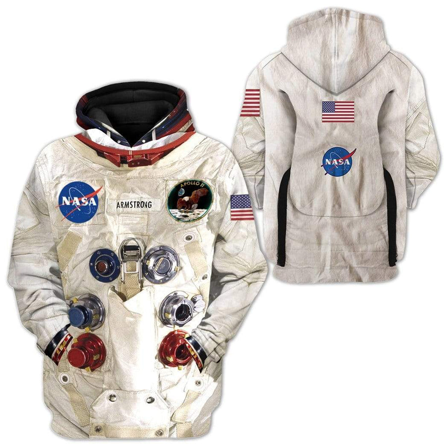 Gift of Gearhuman [50th Anniversary] 3D Armstrong Spacesuit Apparel
