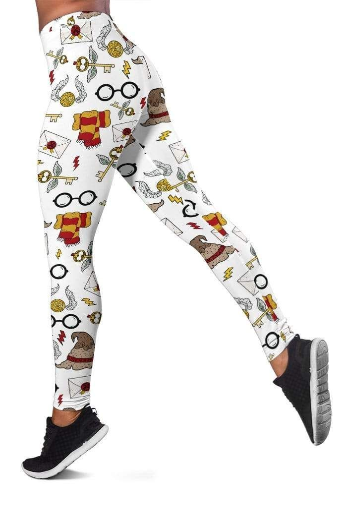Harry Potter Inspired Full-print Leggings