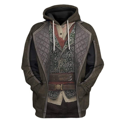 Hoodie Custom Ancient Roman Gentleman Apparel HD-TT3081918 3D Custom Fleece Hoodies Hoodie S