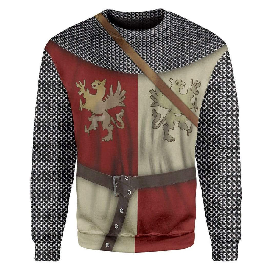 Hoodie Custom Polish Knight Apparel