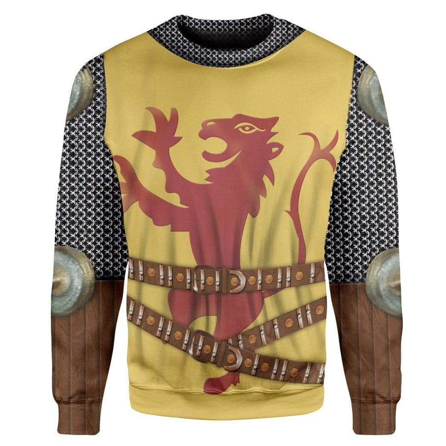 Hoodie Custom Robert the Bruce Apparel