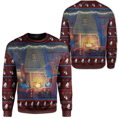 Ugly HP Custom Sweater Apparel HD-TA13111921 Ugly Christmas Sweater
