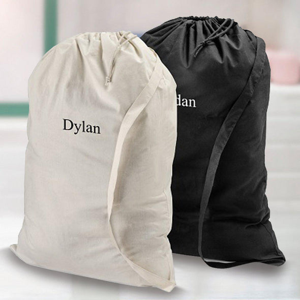 Personalized Laundry Bag -  - JDS