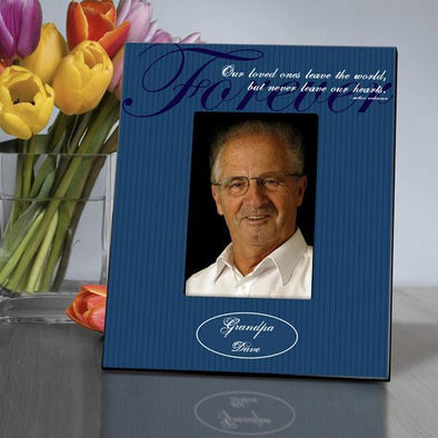 Personalized Memorial Frame - Never Gone -  - JDS