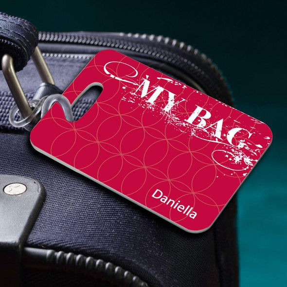 Personalized Luggage Tags - MyBag - JDS